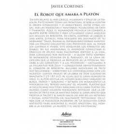 El robot que amaba a Platón