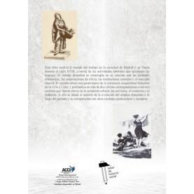 Las Trabajadoras  en la sociedad madrileña  del siglo XVIII
