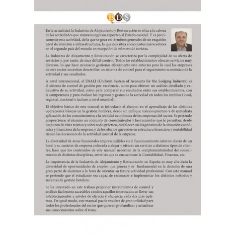 Gestión empresarial en la industria de alojamiento y restauración