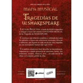Mapa Musical Tragedias de Shakespeare