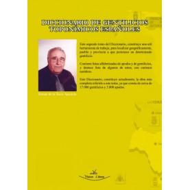 Diccionario de gentilicios toponímicos españoles - Tomo 2