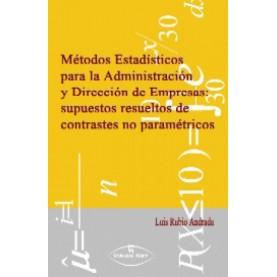 Métodos Estadísticos para la Administración y Dirección de Empresas