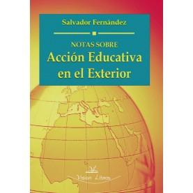 Notas sobre acción educativa en el exterior
