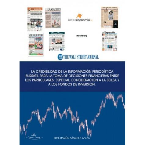 La credibilidad de la información periodística bursátil para la toma de decisiones financieras entre los particulares
