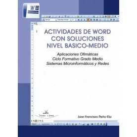 Actividades de Word con soluciones