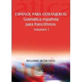 Español para extranjeros volumen 1 gramática