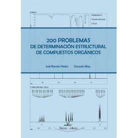 200 problemas de determinación estructural de compuestos orgánicos