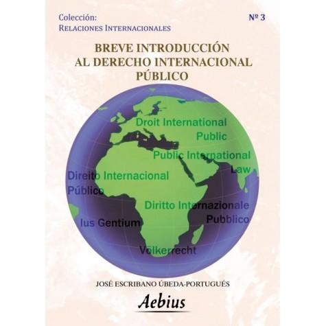 Breve introducción al derecho internacional público