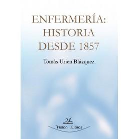 Enfermería. Historia desde 1857