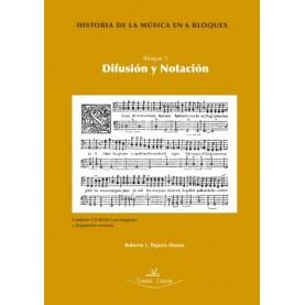 Historia de la música en 6 bloques. Bloque 3. Contiene DVD