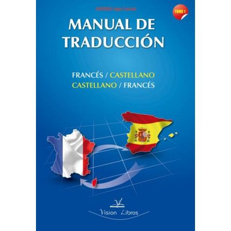 Manual de traducción francés y español