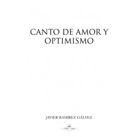 Canto de amor y optimismo