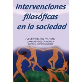 Intervenciones filosóficas en la sociedad