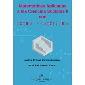 Resúmenes de matemáticas aplicadas a las ciencias sociales II con notas históricas