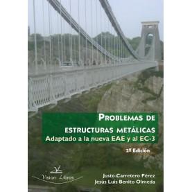 Problemas de estructuras metálicas