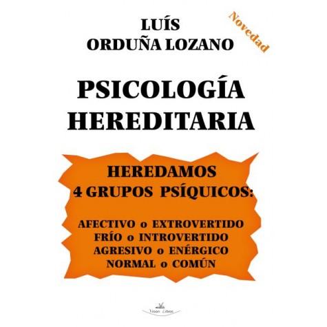 Psicología hereditaria