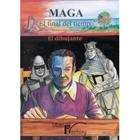 Maga - El final del tiempo - Tomo I El dibujante