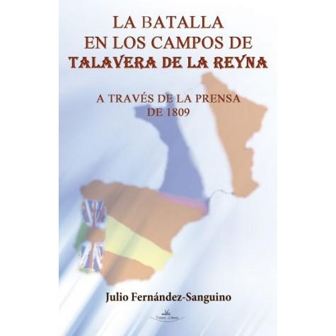 La batalla en los campos de Talavera de la Reyna