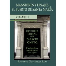 Mansiones y linajes de el puerto de Santa Maria