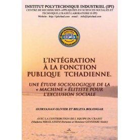 L'intégration à la fonction publique Tchadienne