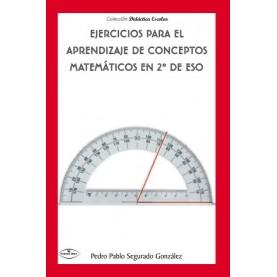 Ejercicios para el aprendizaje de conceptos matemáticos en 2º de ESO