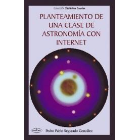 Planteamiento de una Clase de Astronomía con Internet