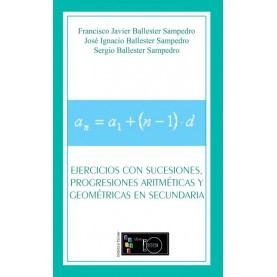 Ejercicio con sucesiones, progresiones aritméticas y geométricas en secundaria