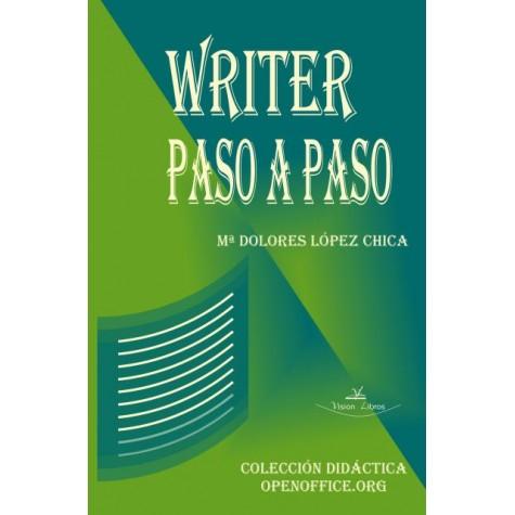 WRITER Paso a Paso