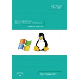 Sistemas Operativos en Entornos monousuario y multiusuario. Windows 2003 Server y Linux