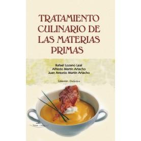 TRATAMIENTO CULINARIO DE LAS MATERIAS PRIMAS