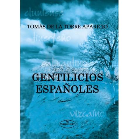 Gentilicios Españoles
