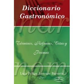 Diccionario gastronómico