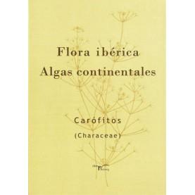 Flora ibérica. Algas continentales. Carófitos (Characeae)