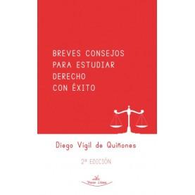 Breves consejos para estudiar derecho con éxito