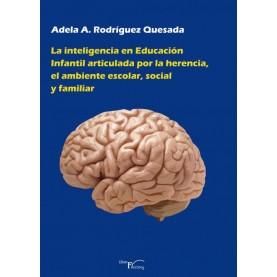 La inteligencia en Educación Infantil articulada por la herencia, el ambiente escolar, social y familiar