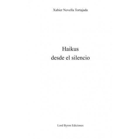 Haikus desde el silencio
