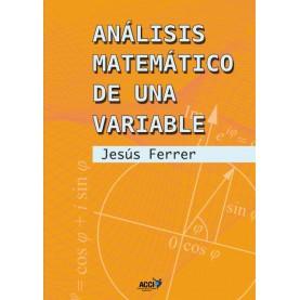 Análisis matemático de una variable.