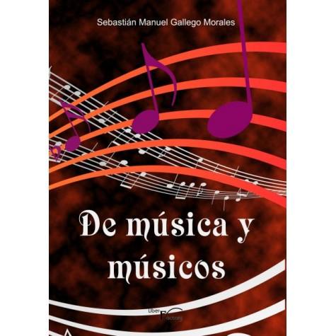 De música y músicos