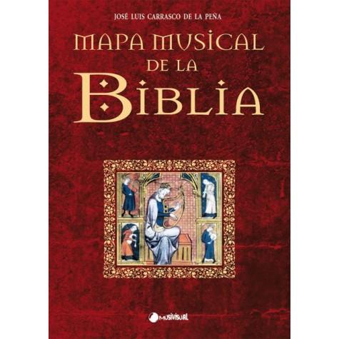 Mapa Musical de la Biblia