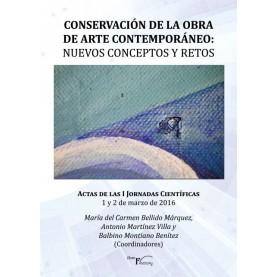 Conservación de la obra de arte contemporáneo - Nuevos conceptos y retos
