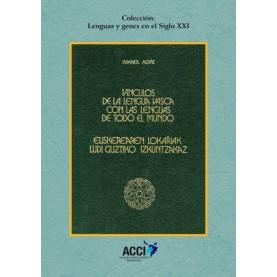 Vínculos de la lengua vasca  con las lenguas de todo el mundo