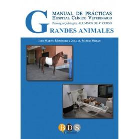 Manual de prácticas hospital clínico veterinario grandes animales