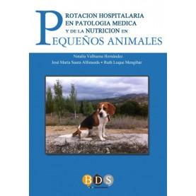 Rotación hospitalaria en patología médica y de la nutrición en pequeños animales