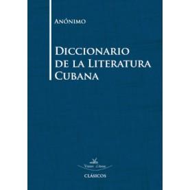 Diccionario de la literatura cubana