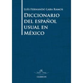 Diccionario del español usual en México