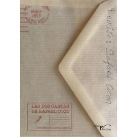 Las dos cartas de Rafael Ocón