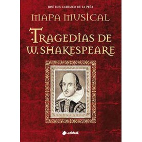 Mapa Musical Tragedias de Sharkespeare