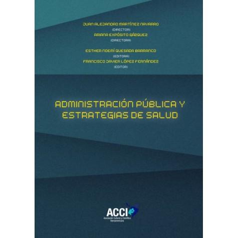 Administración pública y estrategias de salud