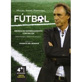 Fútbol. Medios de entrenamiento con balón