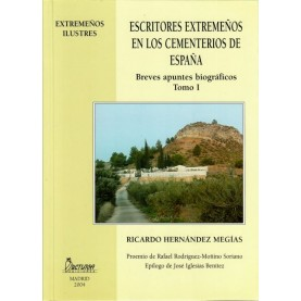 Escritores extremeños en los cementerios de España